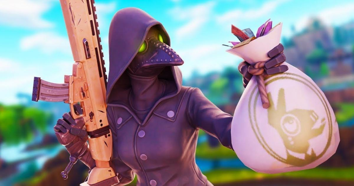 'Fortnite' made a historic revenue in 2019, breaking the all-time document