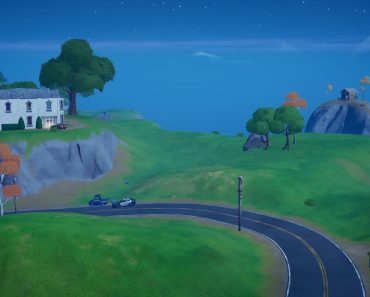 Fortnite hidden gnome: the place to go looking between Fancy View, a wood shack, and a giant home