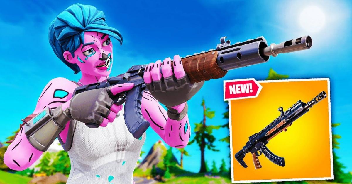 'Fortnite' information: Unreleased Heavy Assault Rifle out there to be used now, weapon stats