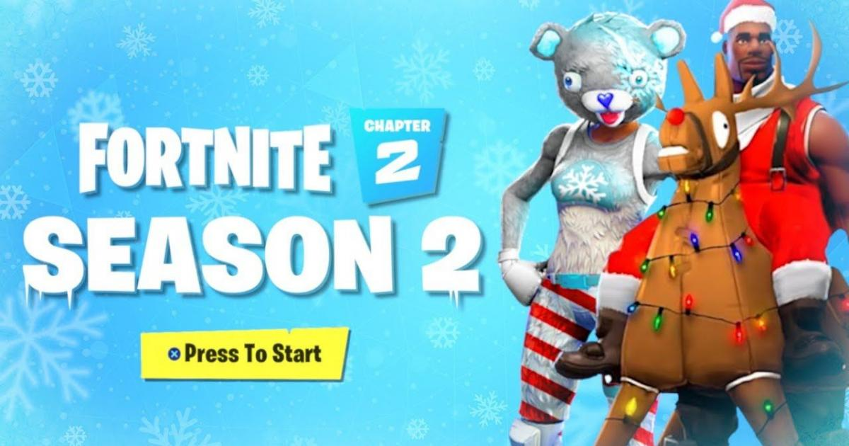 'Fortnite Battle Royale': Chapter 2, Season 2 is coming quickly, Epic Video games has revealed