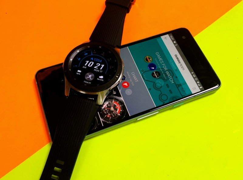 Can I exploit a Galaxy Watch or Watch Energetic even when I haven't got a Galaxy cellphone?