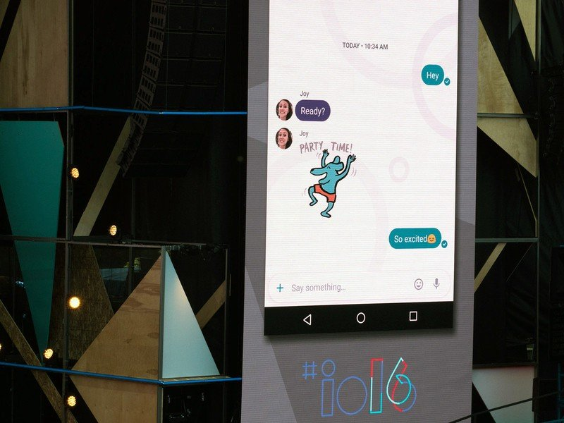 Huawei's telephones are tagging Google's now-dead Allo app as 'contaminated'
