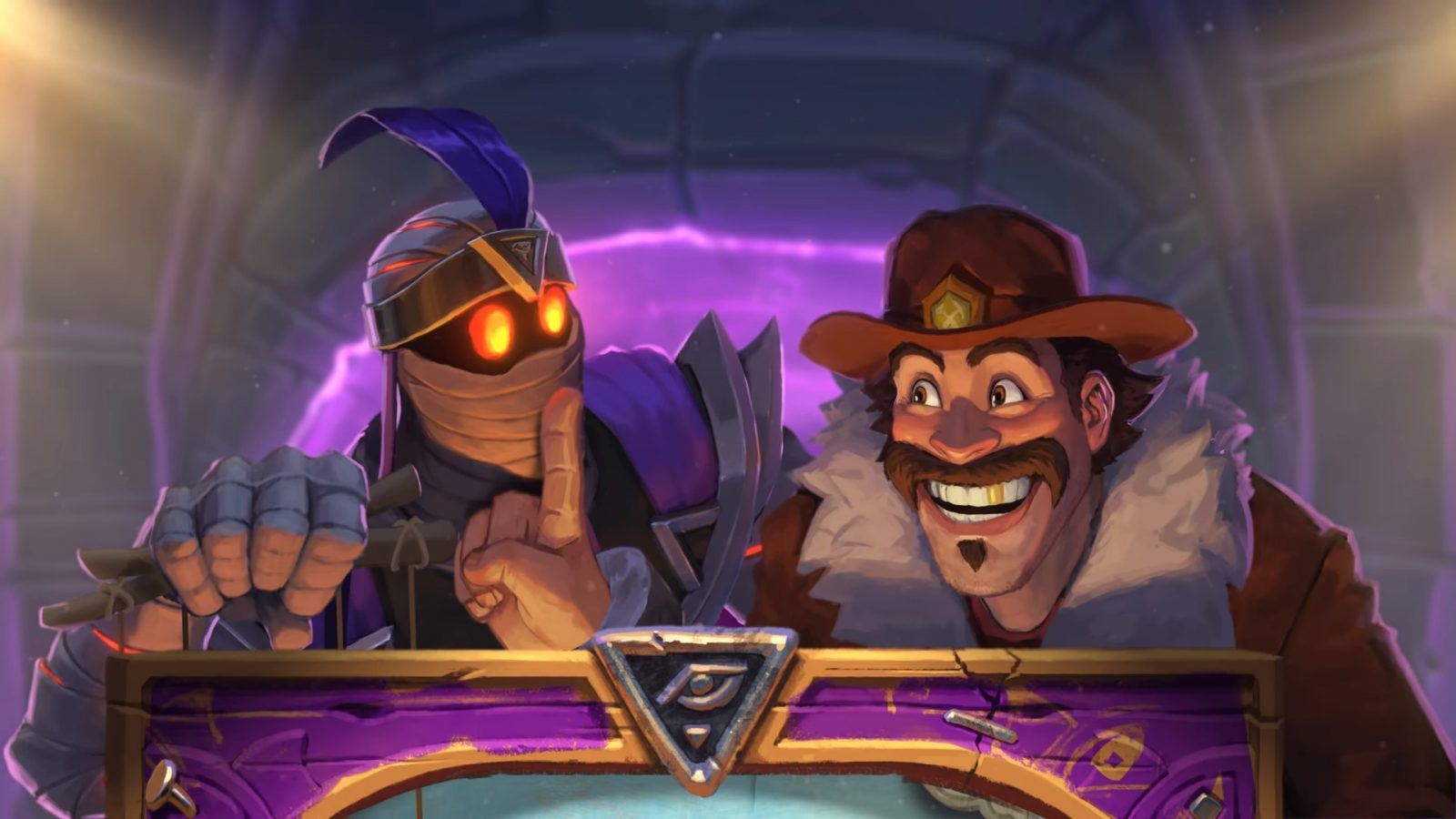 Hearthstone's subsequent solo journey arrives January 21