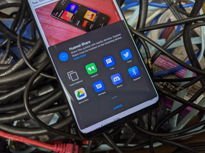 Google's AirDrop various — Close by Share — is sort of prepared for launch