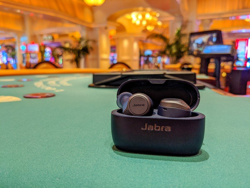 Jabra's Elite Energetic 75t are the waterproof true wi-fi earbuds you have been ready for