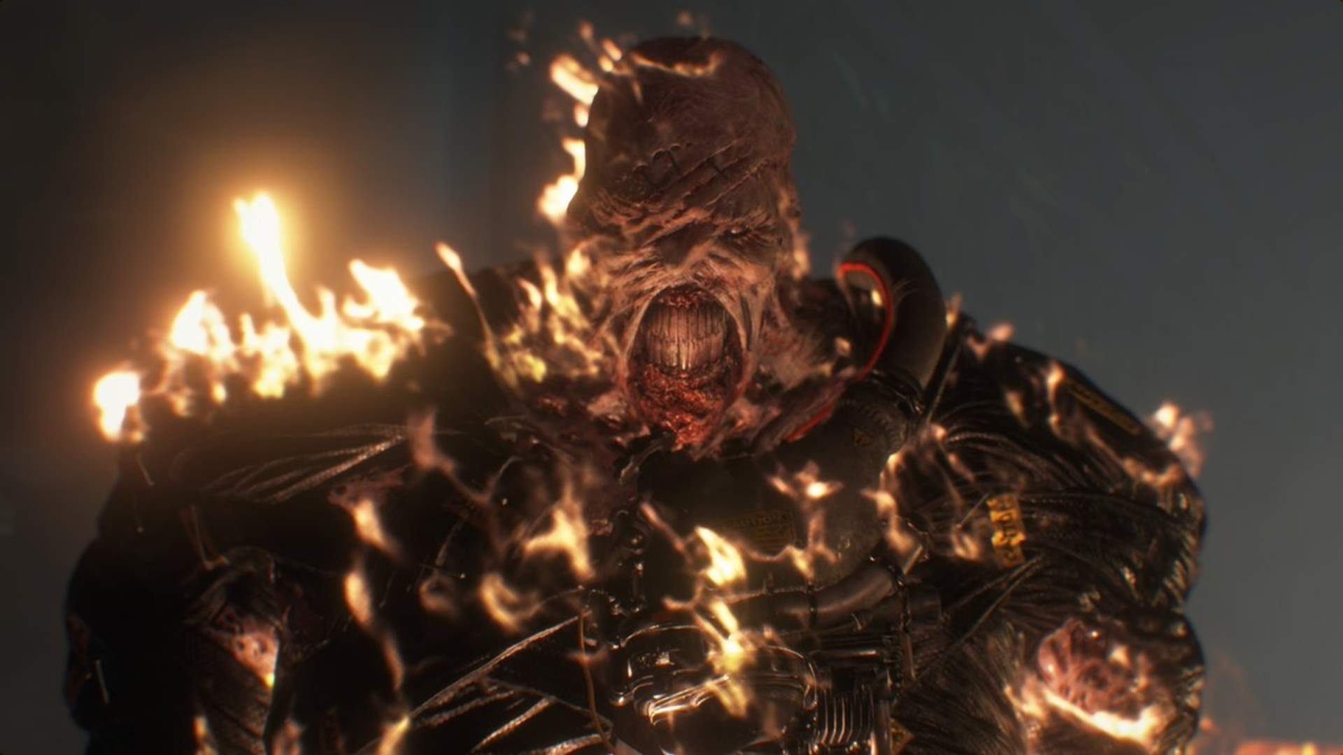 Resident Evil Three Remake's Nemesis Wears a Masks, Resulting in Some Fascinating Theories