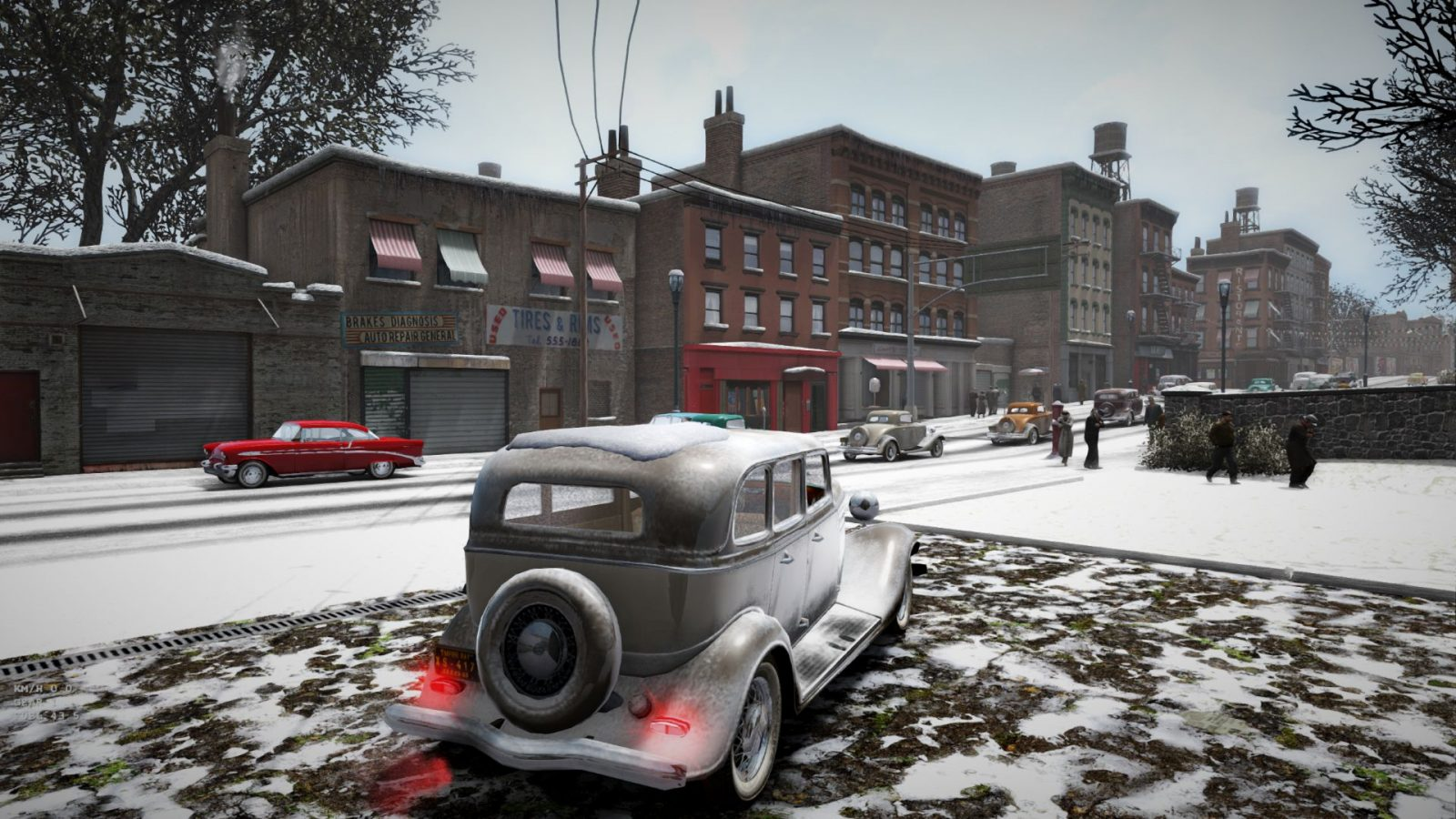New Mafia 2 mod makes Empire Bay look higher than ever