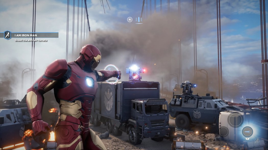 download marvels avengers on android