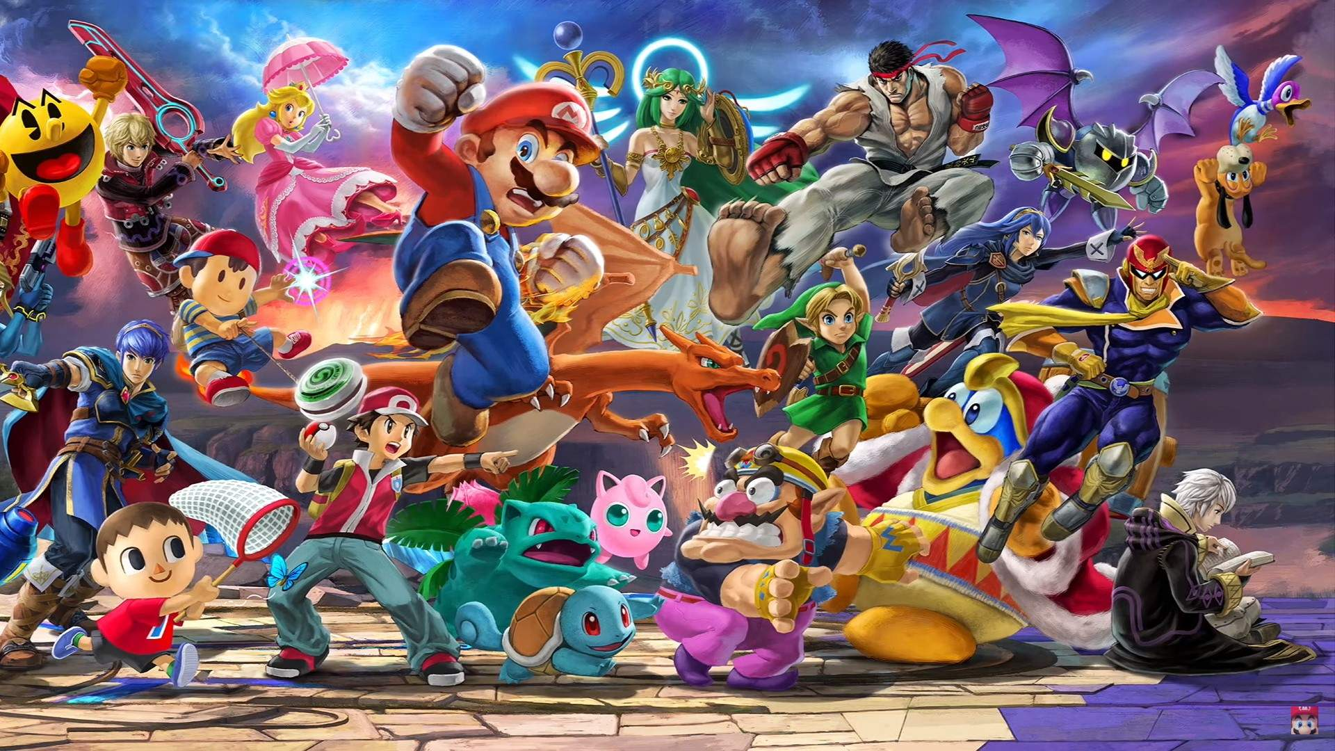 New Tremendous Smash Bros. Presentation Reveals the Fifth DLC Fighter This Week