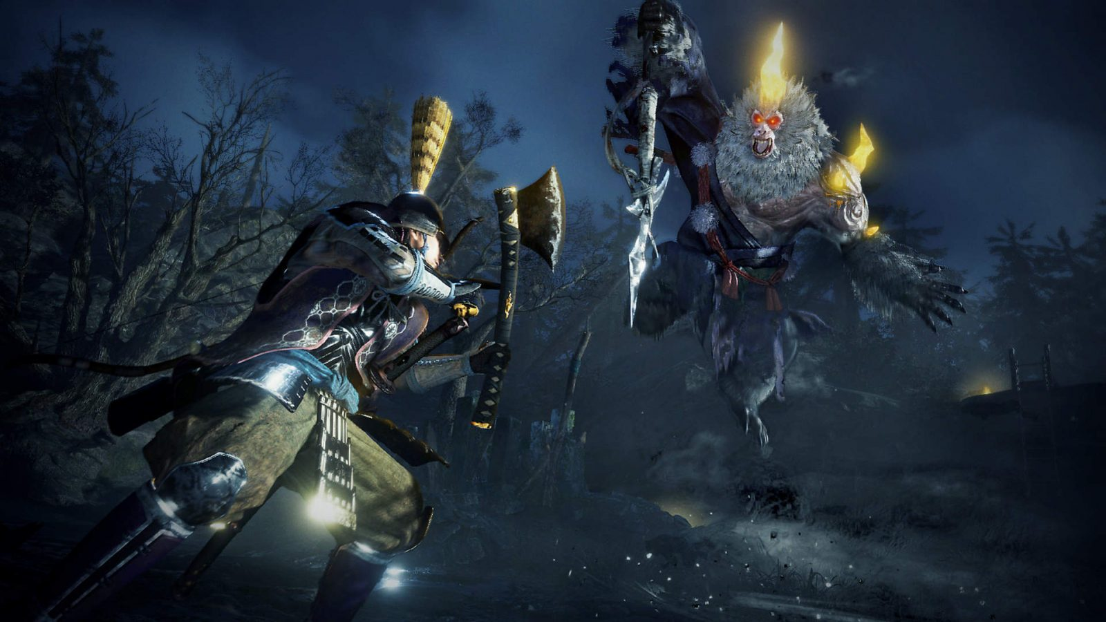 Nioh 2 Will Have Higher Tutorials Following Open Beta Suggestions