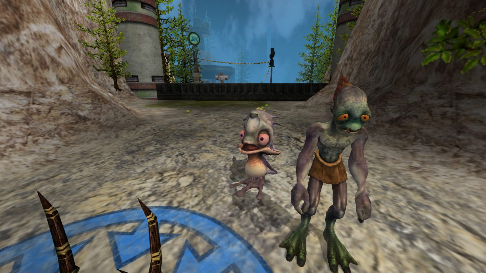 Microids and Oddworld Inhabitants Signal Co-Publishing Deal to Port three Traditional Oddworld Video games to Swap