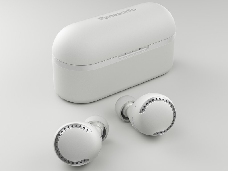 Panasonic's new true wi-fi earbuds declare the noise canceling crown