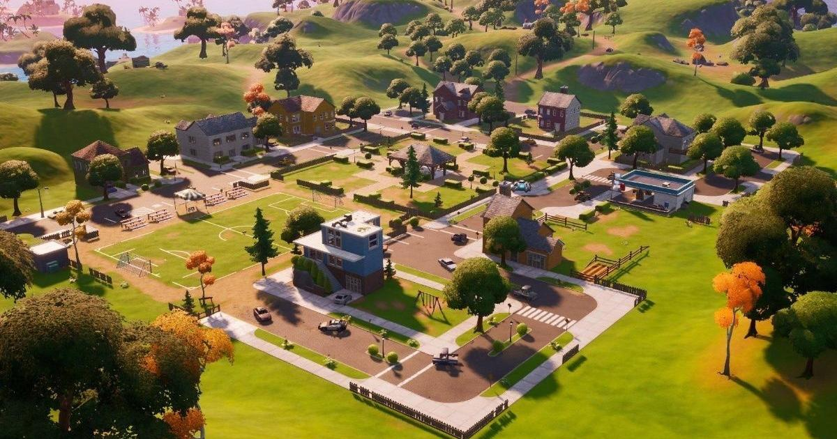 Nice Park is slowly being destroyed, may quickly be faraway from the 'Fortnite' island