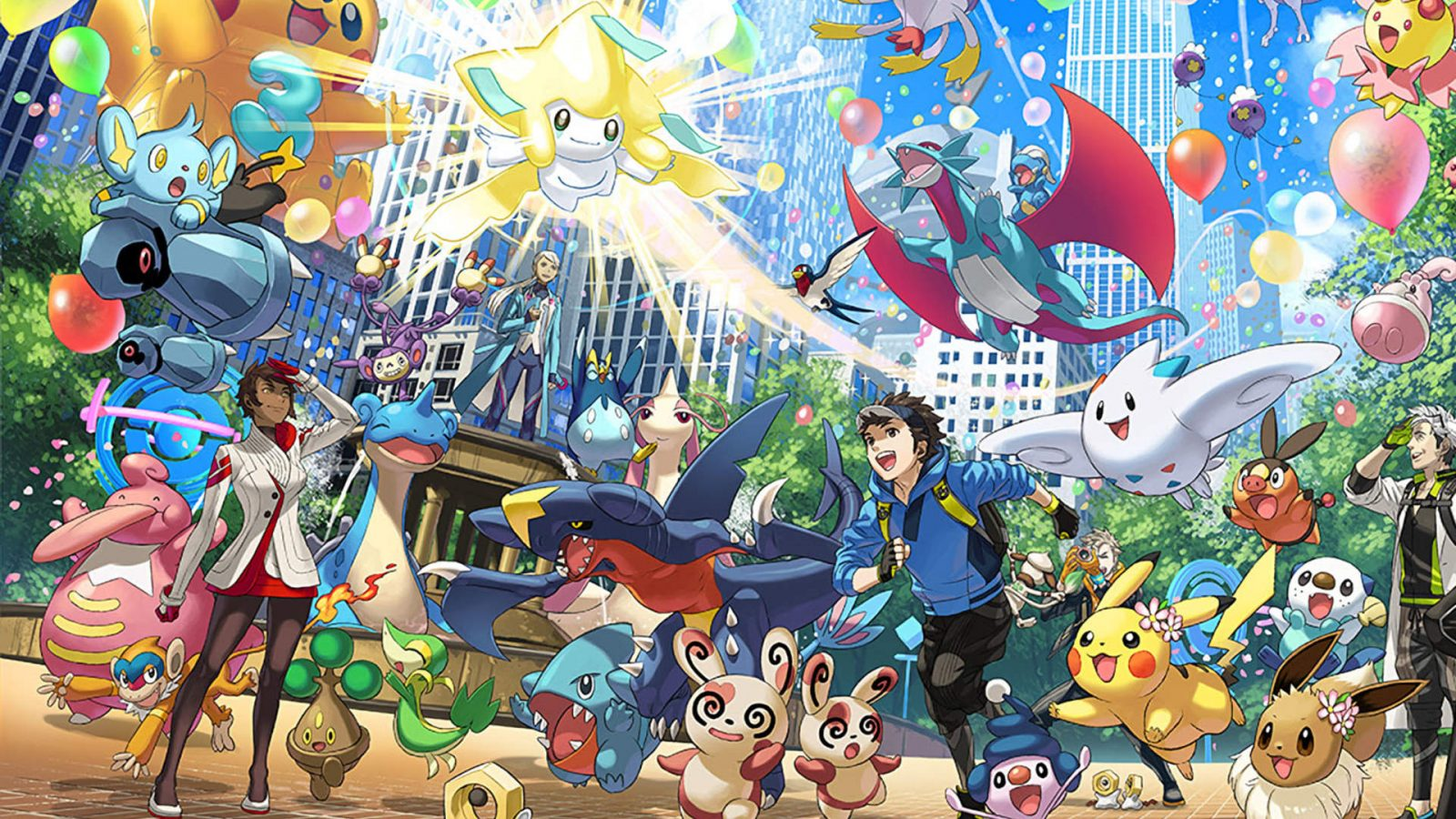 Pokemon Go Simply Had its Most Profitable Yr Because it Launched