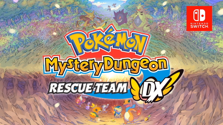 Pokemon Thriller Dungeon Rescue Crew DX Introduced, Launches March 6