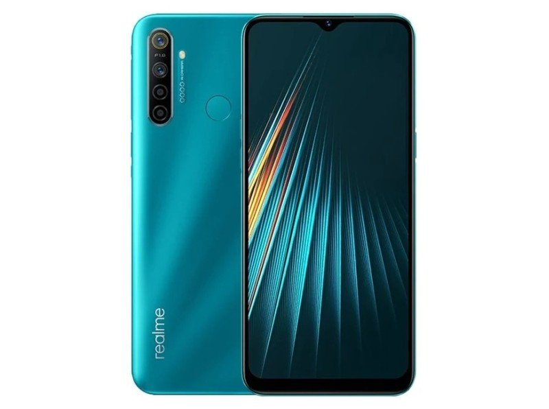 Realme 5i with quad rear cameras, 5000mAh battery launches in India