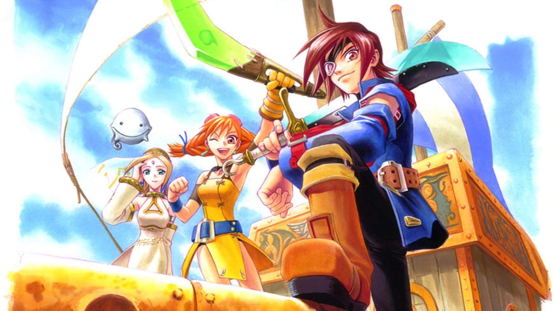 """Skies of Arcadia Developer: """"I Actually, Actually Need to Develop the Sequel"""""""