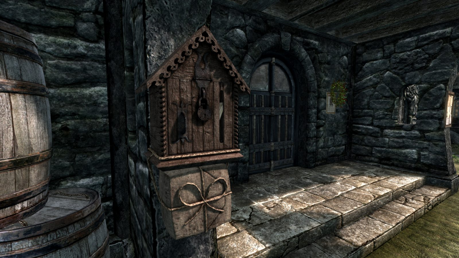 This Skyrim mod enables you to test your mail at any time as a substitute of ready for a courier