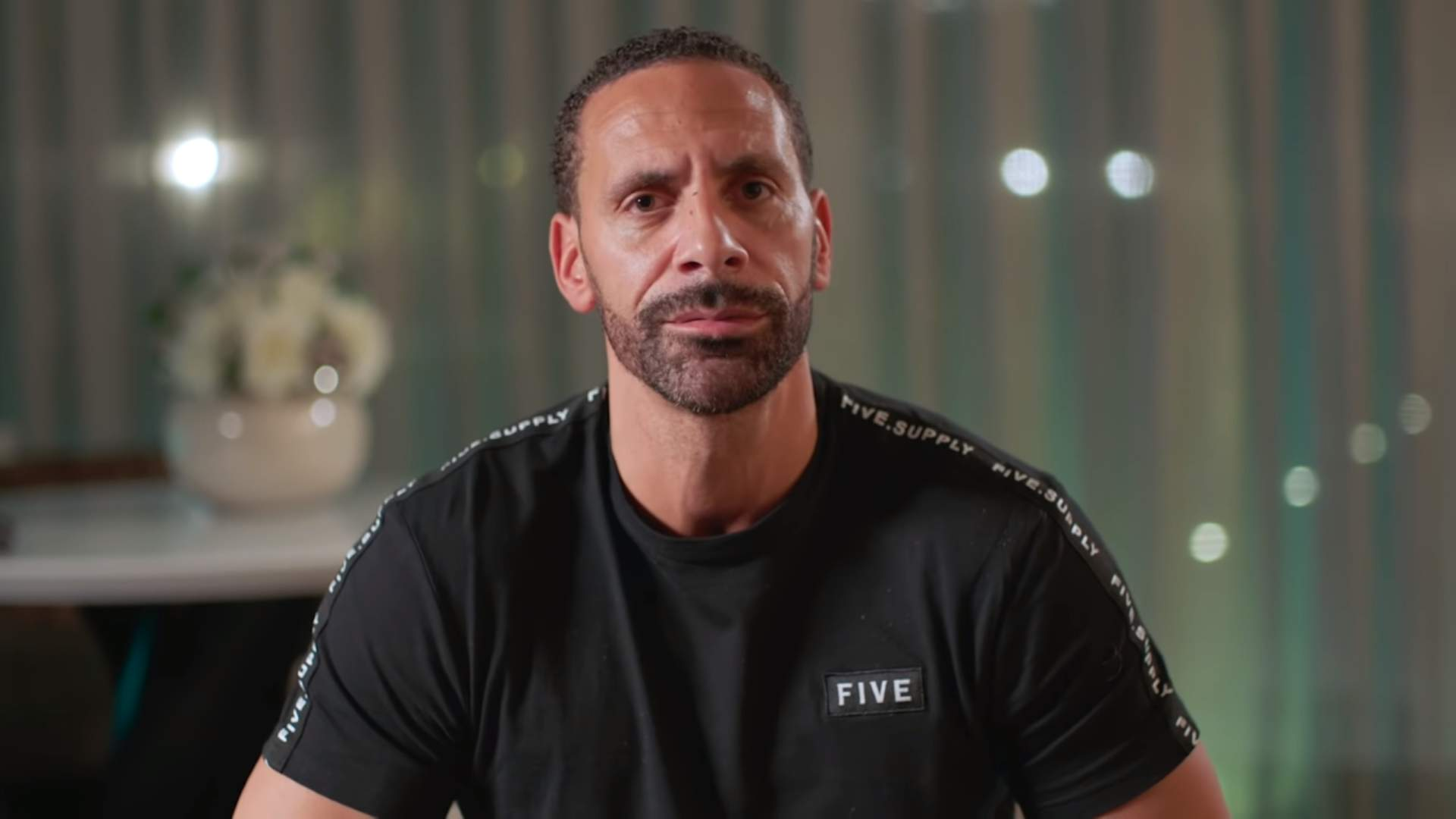 """Soccer Legend Rio Ferdinand Urges Adults to """"Set Parameters"""" Over Cash and Time Youngsters Spend on Video Video games"""