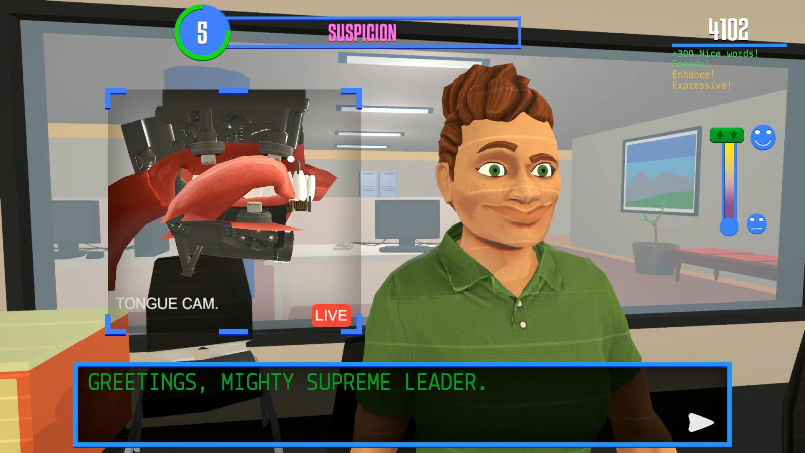 Talking Simulator Launches January 30, Swap Port Added