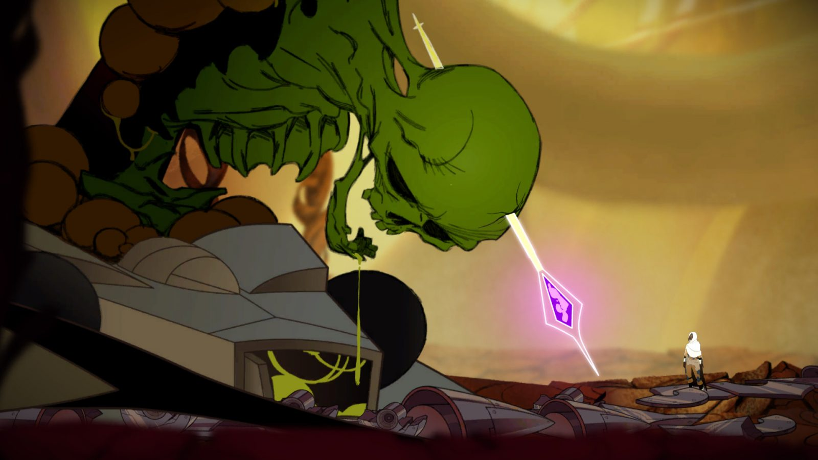 A hand-drawn Metroidvania is free on Epic – subsequent free sport revealed, too