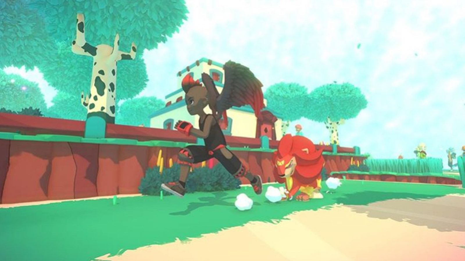 The Temtem stress take a look at offers you a free style of the Pokémon-like