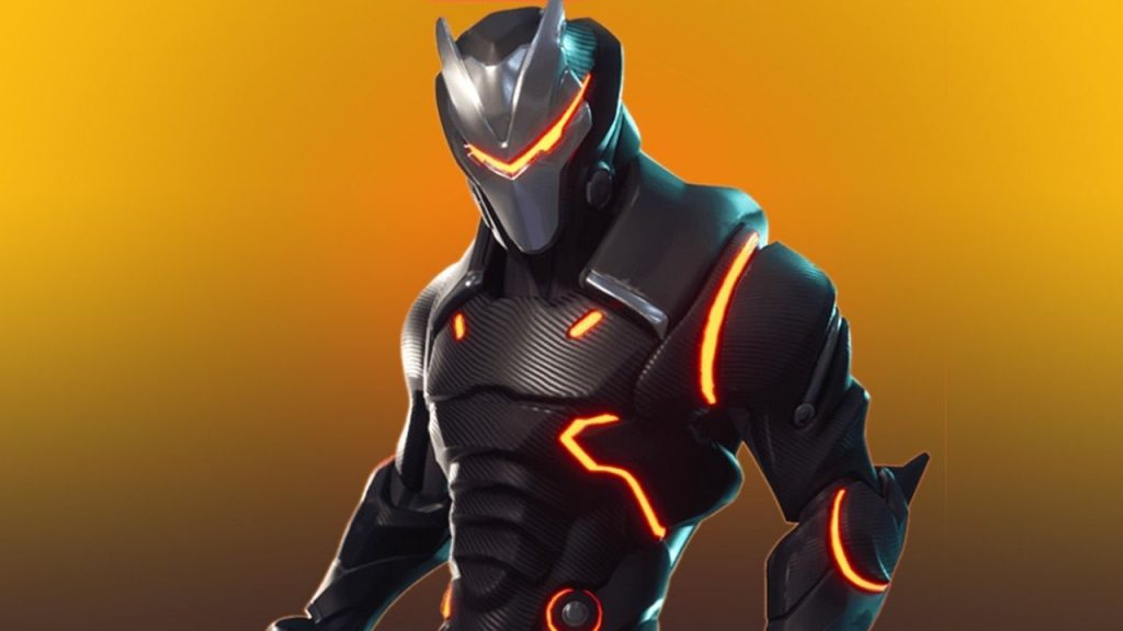 Omega Skin in Fortnite