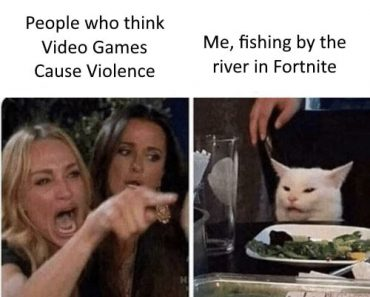 It is all about fishies