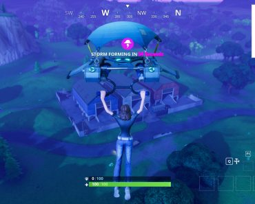 Visiting Fortnite Season 1!   In order for you any screenshots of in-game places, …