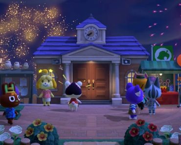 Firework Reveals, Island Backup Coming To Animal Crossing: New Horizons
