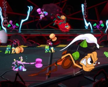Battletoads Places Up Its Dukes On August 20th