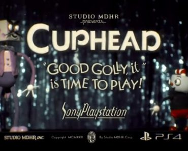 Cuphead PS4 Model Out Now