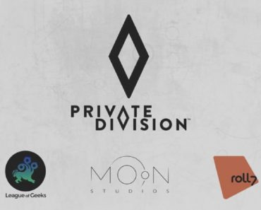 Personal Division Groups up with Moon Studios, League of Geeks, and Roll7
