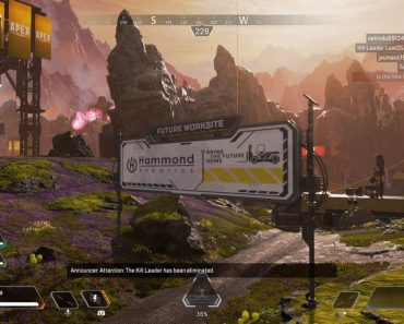 Apex Legends' First Season 6 Teaser is Right here, Pointing to Map Modifications