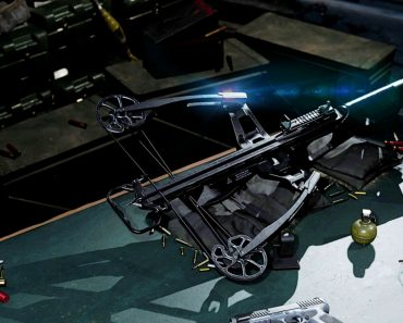 The very best Warzone Crossbow class setup