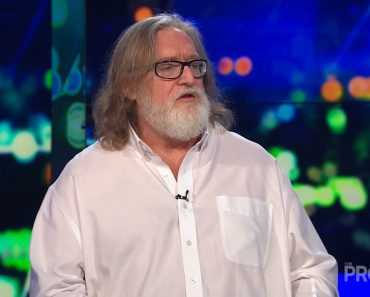 Gabe Newell has chosen a facet within the next-gen console struggle
