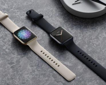OPPO's Apple Watch clone launches in India for ₹14,990 ($200)