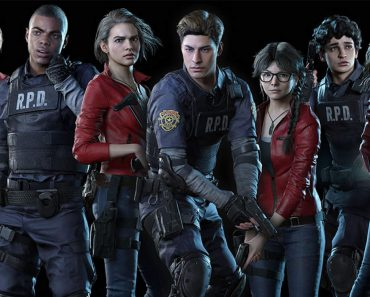 Resident Evil Resistance Launches Oops, All Claires and Leons DLC in August