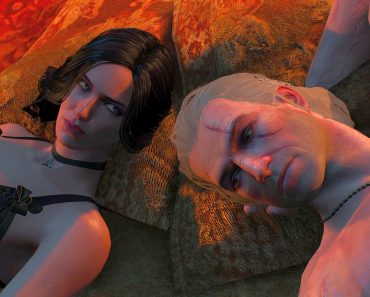This Witcher Three mod lets Yennefer barge her method into Geralt's intercourse scenes