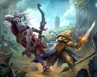 World of Warcraft Shadowlands is getting PvP World Quests