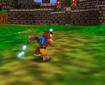 Zelda: Ocarina of Time and Banjo-Kazooie come collectively on this free fan-made recreation