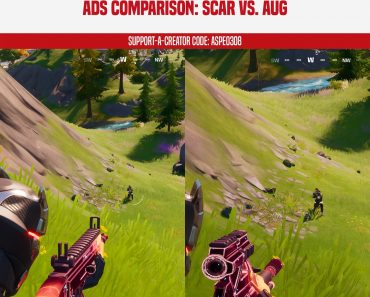 The AUG is insane in the case of aiming down sights and accuracy. Moreover,…