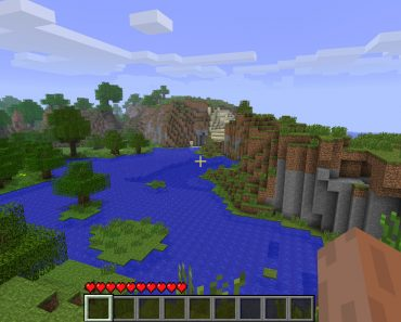 Minecraft title display screen seed – Now you can go to the panorama from Minecraft's title display screen