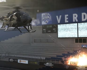 Name of Responsibility: Warzone is opening the stadium with a bang in Season 5