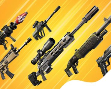 Fortnite Weapons Tier Listing August 2020