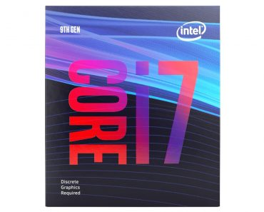 The Intel Core i7 9700F is now solely $300 on Amazon (US solely)