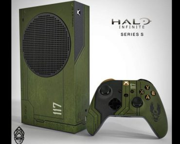 Fan-Made Xbox Sequence Skins Present Off A Cool Area of interest in Gaming Tradition