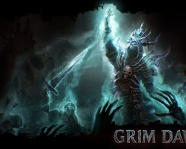 Grim Daybreak Replace 1.1.Eight Provides New Areas and Monsters
