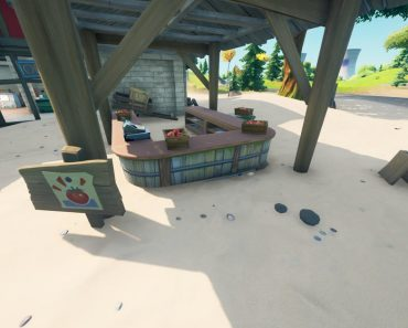 Fortnite Challenge Guide: Destroy Tomato Boxes at The Orchard Farmers Market