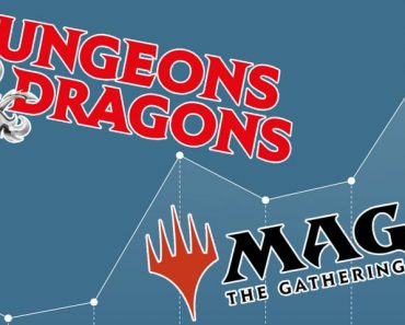 Magic The Gathering And Dungeons & Dragons Each Had Best Year Ever